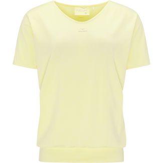 VENICE BEACH Plus Size Funktionsshirt Damen tender yellow