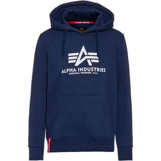 Alpha Industries Hoodie Herren new navy