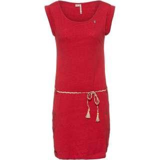 Ragwear Tag Jerseykleid Damen red