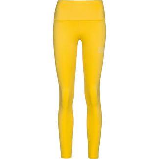 Calvin Klein Utility Strong Tights Damen cyber yellow