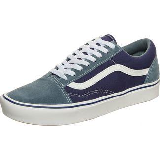 Vans Old Skool ComfyCush Sneaker Herren blau / weiß
