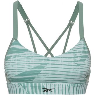 Reebok Yoga Sport-BH Damen green slate