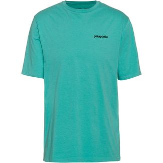 Patagonia P-6 Logo T-Shirt Herren light beryl green