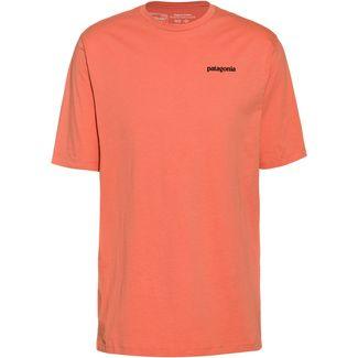 Patagonia P-6 Logo T-Shirt Herren mellow melon