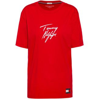 Tommy Hilfiger T-Shirt Damen tango red