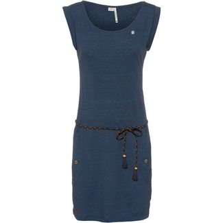 Ragwear Tag Jerseykleid Damen navy