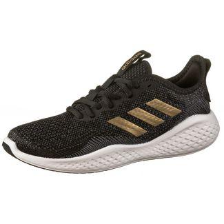 adidas FLUIDFLOW Hallenschuhe Damen core black-gold