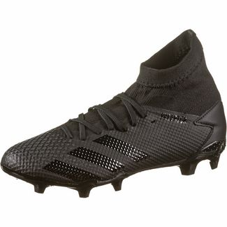 adidas PREDATOR 20.3 FG Fußballschuhe core black