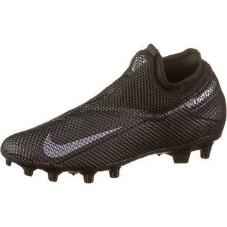 Nike PHANTOM VSN 2 ACADEMY DF FG/MG Fußballschuhe black-black