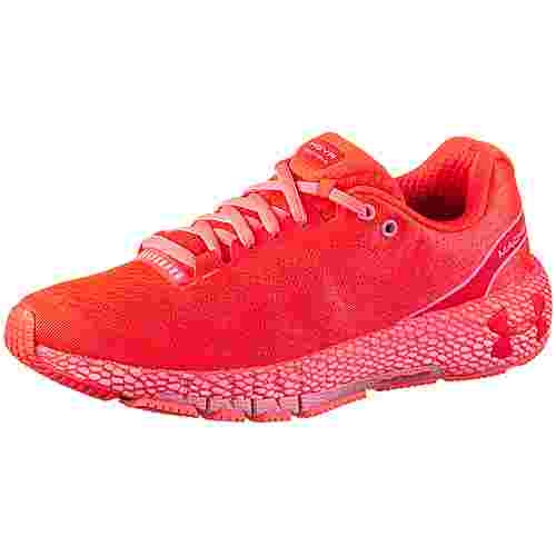 Under Armour HOVR Machina Laufschuhe Damen red