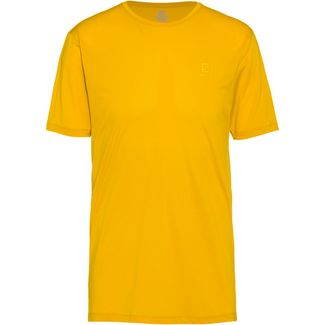 Salomon Agile Training Funktionsshirt Herren lemon curry