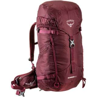 Osprey Skarab 32 plum red Wanderrucksack plum red