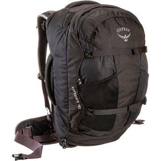 Osprey Farpoint black Reiserucksack black