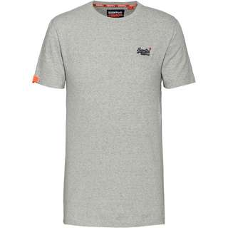 Superdry T-Shirt Herren silver glass feeder