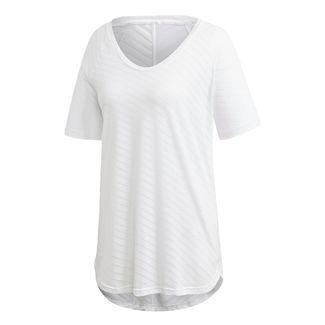 adidas Burnout Graphic T-Shirt T-Shirt Damen Weiß