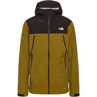 The North Face Tente Hardshelljacke Herren fir green-tnf black