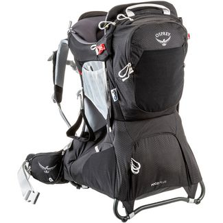 Osprey Poco Plus Child Carrier Starry Black O/S Kraxe starry black