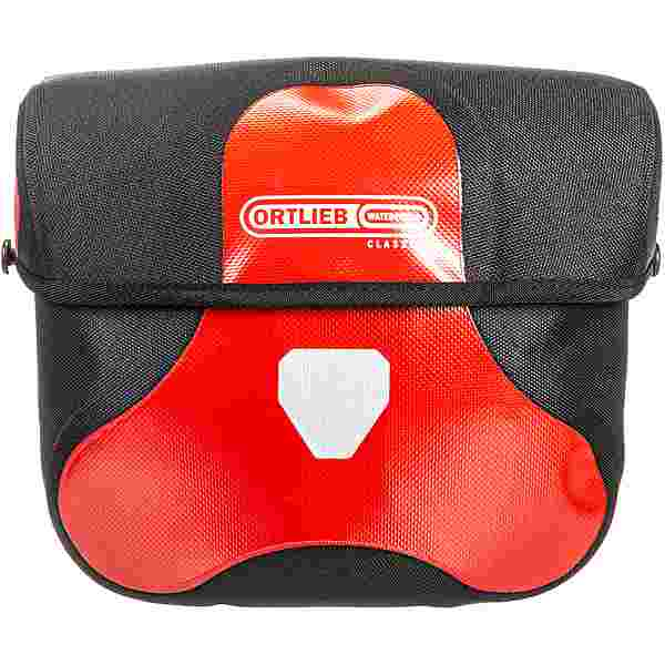 ORTLIEB Ultimate Six Classic 7L Lenkertasche red-black