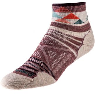 Smartwool Light Pattern Mini Wandersocken Damen nostalgia rose