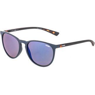 Uvex lgl 43 Sonnenbrille blue havanna