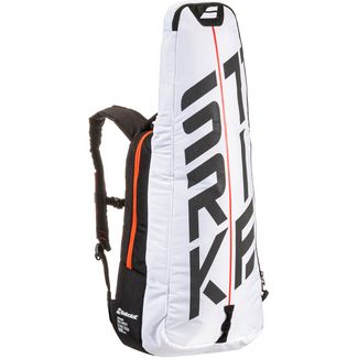 Babolat Pure Strike BP Tennisrucksack white-red-black