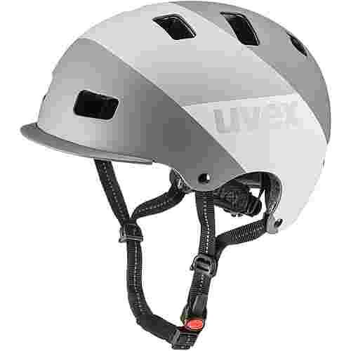 Uvex 5 bike pro Fahrradhelm grey mat