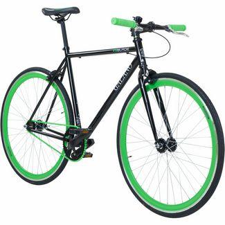 Galano Galano Blade 700c Singlespeed Fixie Rennrad schwarz/grün