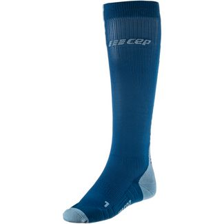 CEP Run Socks 3.0 Kompressionsstrümpfe Herren blue-grey