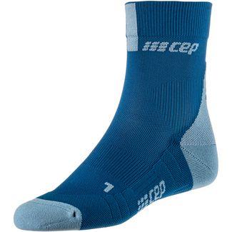 CEP Short Socks 3.0 Laufsocken Herren blue-grey