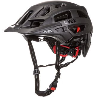 Uvex finale light Fahrradhelm black