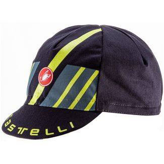castelli HORS CATEGORIE CAP Cap Herren dark steel blue
