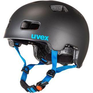 Uvex 4 cc Fahrradhelm Kinder anthrazite mat