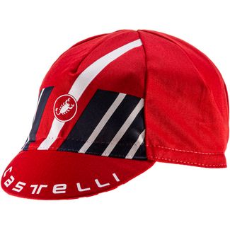 castelli HORS CATEGORIE CAP Cap Herren red