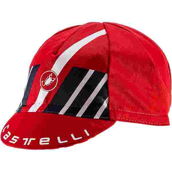 castelli HORS CATEGORIE CAP Cap Herren red