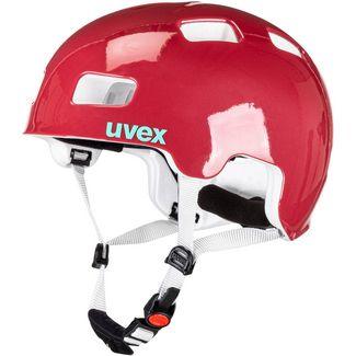 Uvex 4 Fahrradhelm Kinder goji
