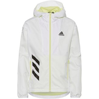 adidas JG A XFG WB Trainingsjacke Kinder white