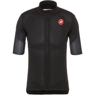 castelli ENTRATA V JERSEY Fahrradtrikot Herren light black