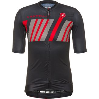 castelli HORS CATEGORIE JERSEY Fahrradtrikot Herren dark grey black