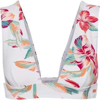 Roxy Bikini Oberteil Damen bright white tropic call s