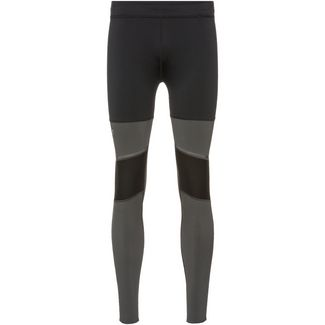 ON Lauftights Herren black-shadow