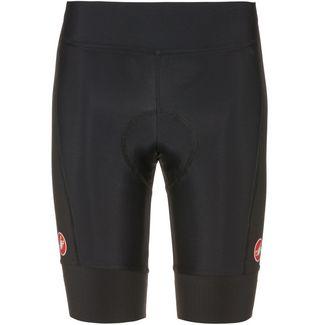 castelli VELOCISSIMA 2 SHORT Fahrradtights Damen black
