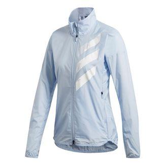 adidas TERREX Agravic Windbreaker Laufjacke Damen Blau
