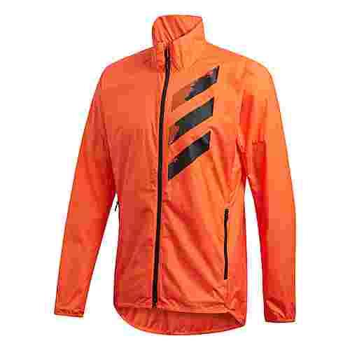 adidas TERREX Agravic Windbreaker Trainingsjacke Herren Orange