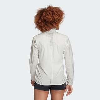 adidas TERREX Agravic Windbreaker Trainingsjacke Damen Weiß