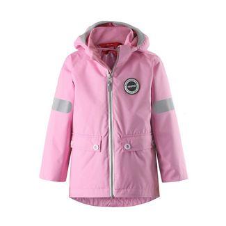 reima Sydvest Regenjacke Kinder Rose pink