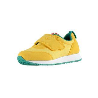 reima Kleinkinder Sneaker Evaste Sneaker Kinder Lemon yellow