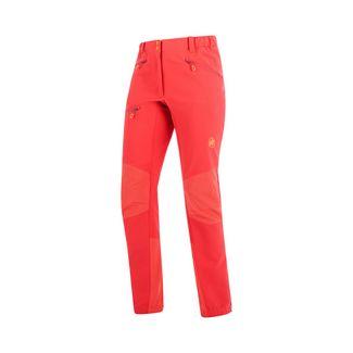 Mammut Eisfeld Advanced SO Pants Women Softshellhose Damen sunset