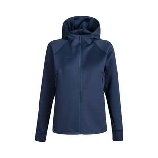 Mammut Avers ML Fleecejacke Damen peacoat