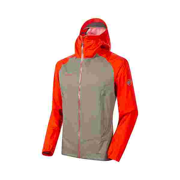 Mammut Masao Light Hooded Hardshelljacke Herren tin-spicy