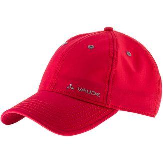 VAUDE Softshell Cap cranberry